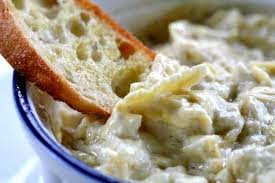 Hot Artichoke Cheese Dip
